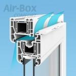 Airbox Comfort airbox-service.ru приточный клапан на окна и пластиковые ПВХ стеклопакеты отзывы купить Саратов Энгельс